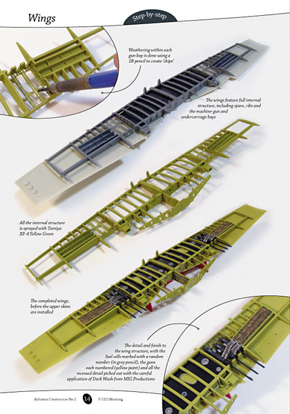 Airframe Constructor No.1